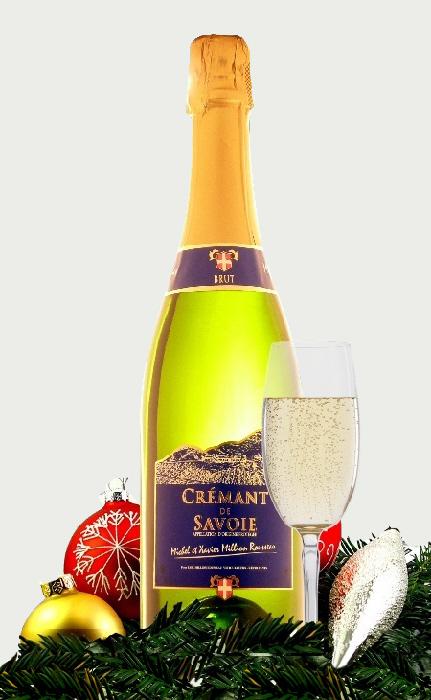 Cremant de Savoie pour Noel 700x430