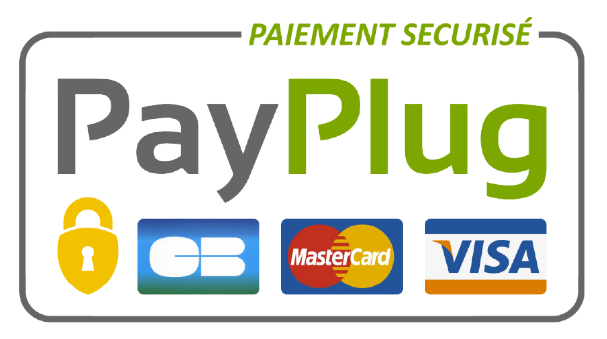 Payplug logo paiement securise 01