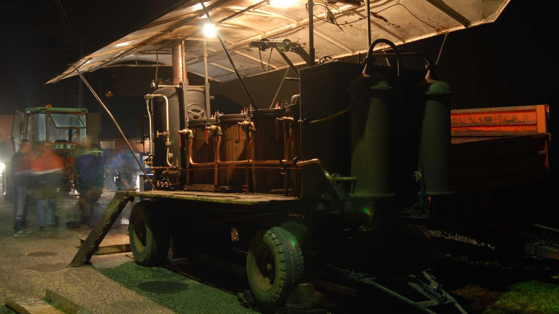 Distillieranlage