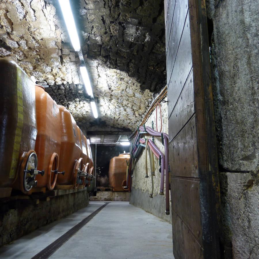 Caves Million Rousseau