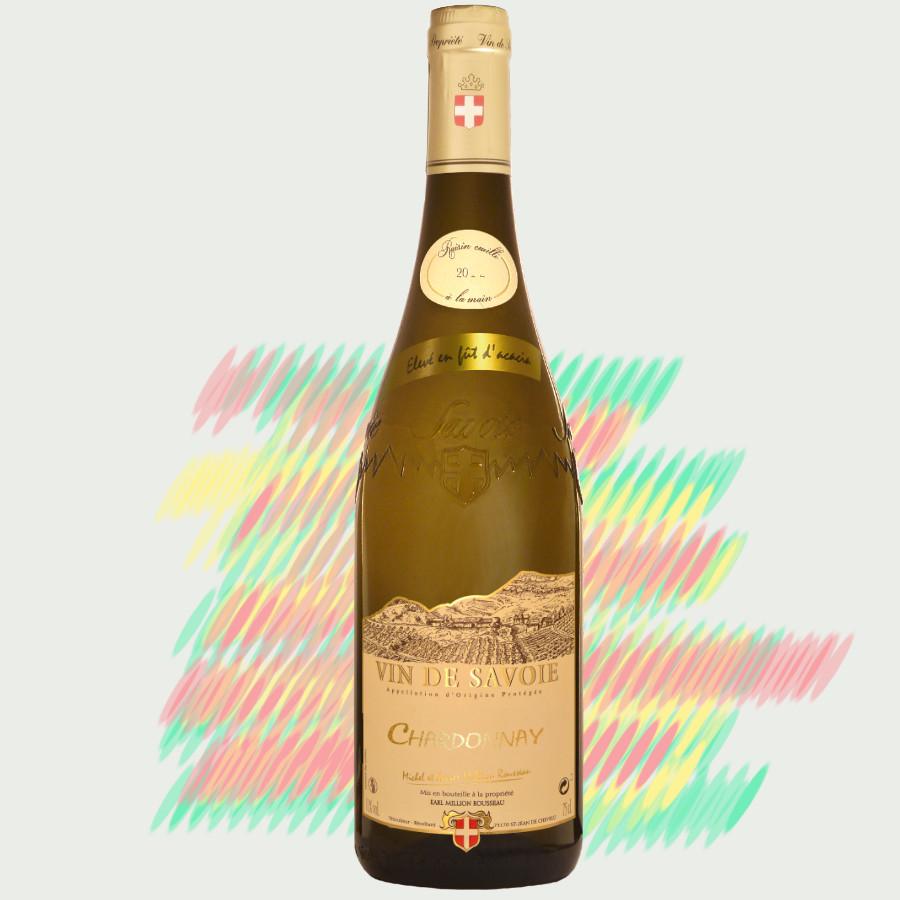 Chardonnay en fut acacia 2019