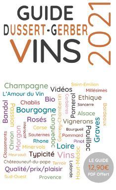 Guide dussert gerber 2021 vins million rousseau