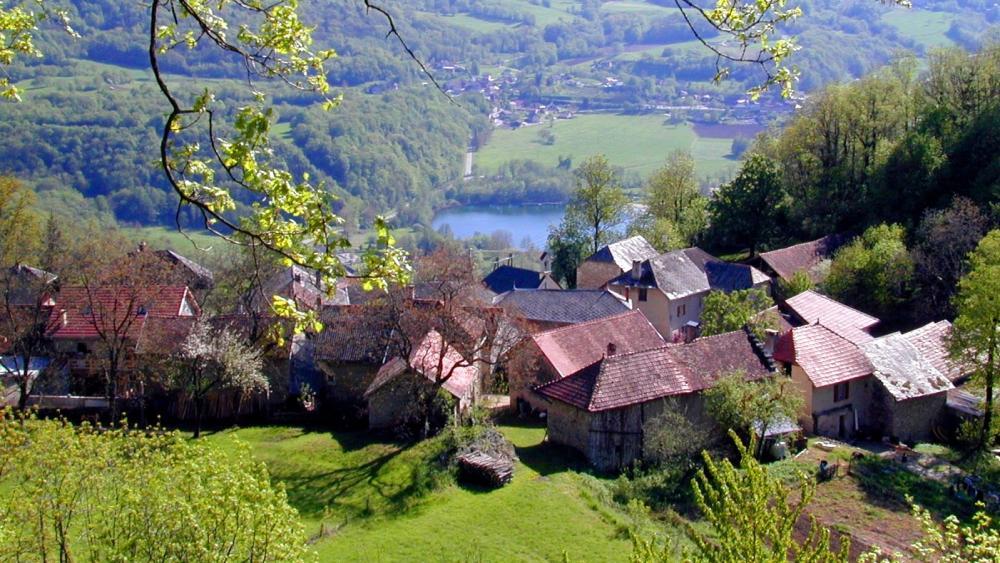 Le village de monthoux