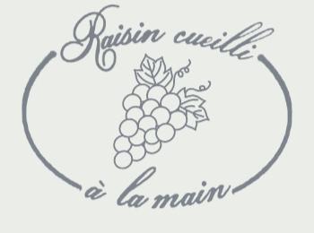 Logo Raisin cueilli à la main