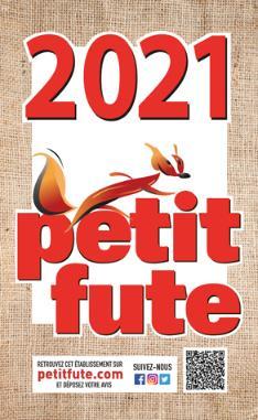 Les vins Million Rousseau sont recommandés par le Petit Futé 2021