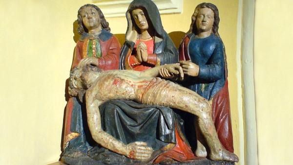 Pieta du xvieme