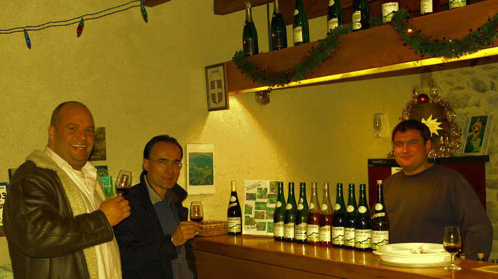 Vins de savoie degustation 2