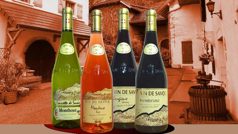 Die besten savoyische Weine!